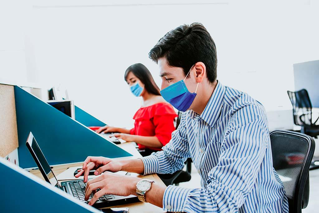Ambienti di lavoro - Coronavirus